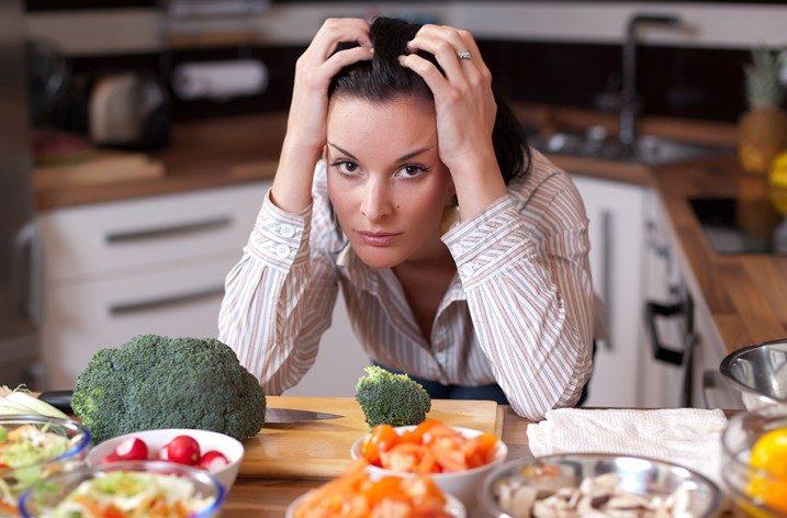 Diete 'veg': l'inaspettato potenziale depressivo