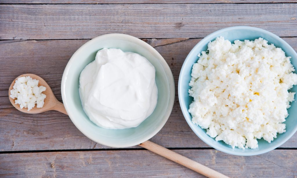 Yogurt greco, skyr, quark e kefir: quali differenze?