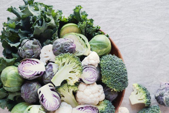 mix di verdure amarognole