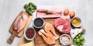 Alimenti tipici della dieta chetogenica