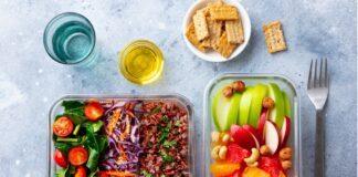 verdure insalata frutta pranzo