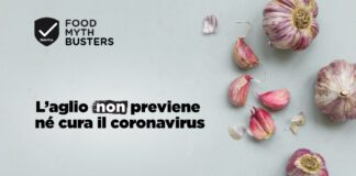 aglio non previene coronavirus