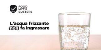 bicchiere acqua frizzante